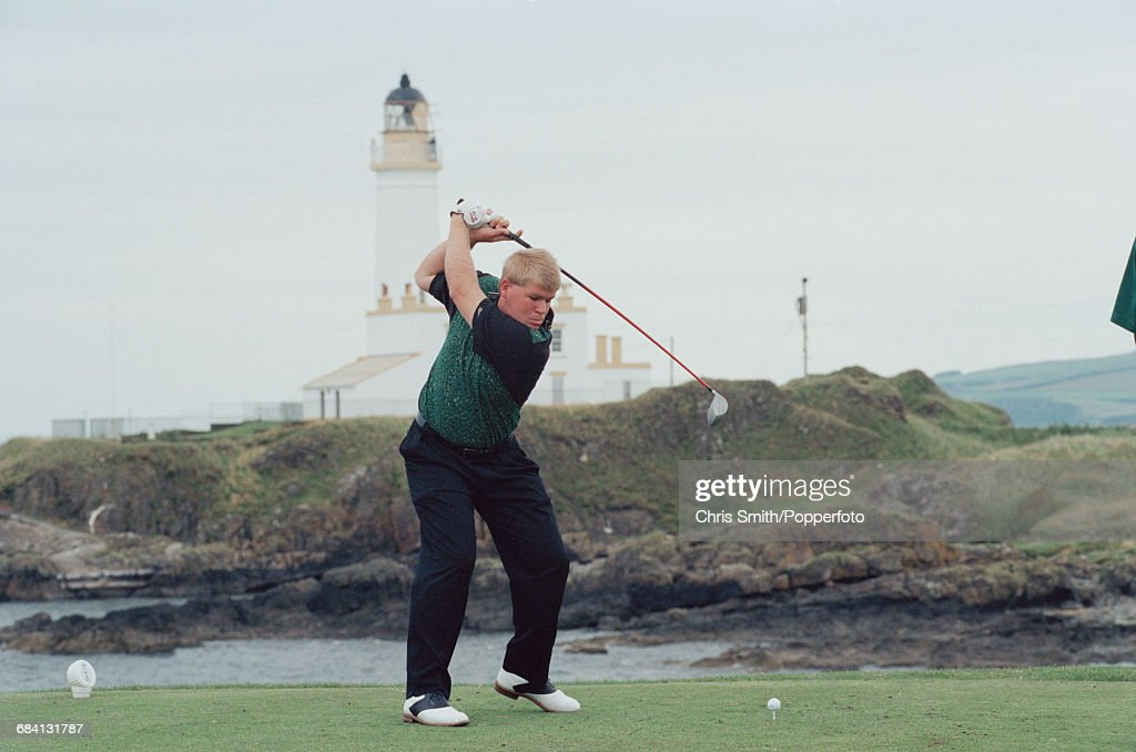 1994 Open Championship : News Photo