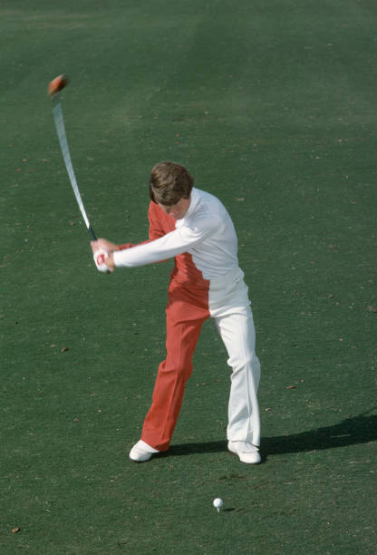 UNS: New Collection: Leonard Kamsler Golf Archives From Popperfoto