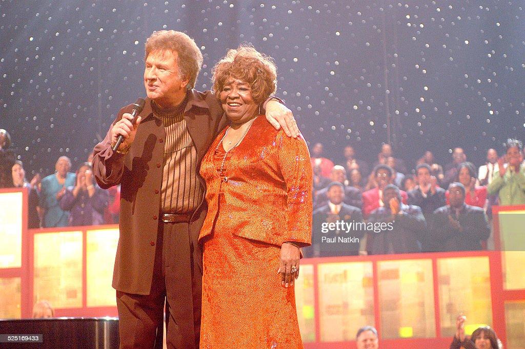 Gaither & Walker On Stage : ニュース写真