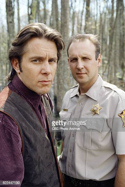 American Gothic the 1995 CBS television series featuring Gary Cole and Nick Searcy Image dated March 20 1995