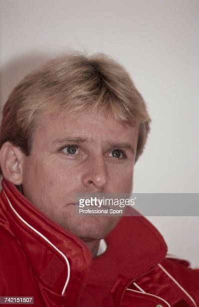 American Grand Prix motorcycle road racer Wayne Rainey pictured during the 1990 motorcycle Grand Prix season Wayne Rainey would go on to win the...