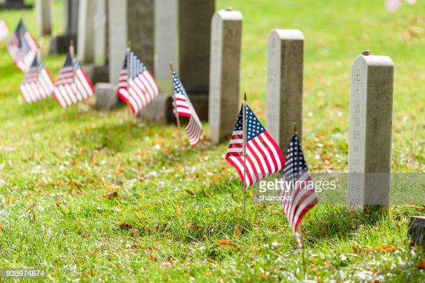 american graves - arlington national cemetery stock pictures, royalty-free photos & images