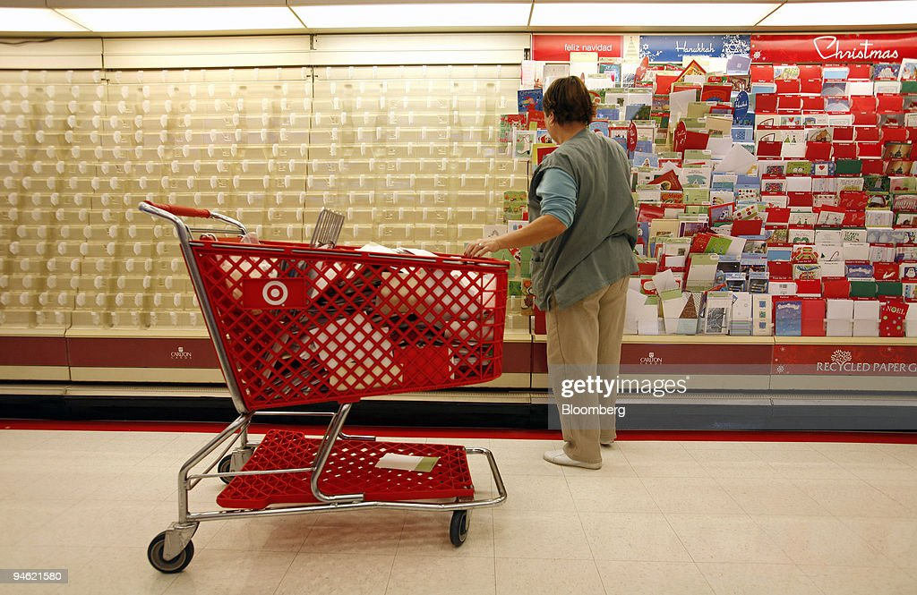 American greetings employee maria miraldo clears a greeting pictures american greetings employee maria miraldo clears a greeting card display of holiday cards in a target m4hsunfo Images