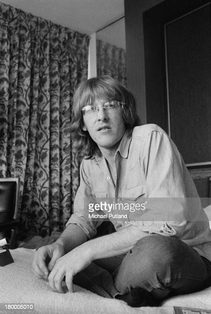 American guitarist and singer Paul Kantner formerly of psychedelic rock group Jefferson Airplane 13th June 1973