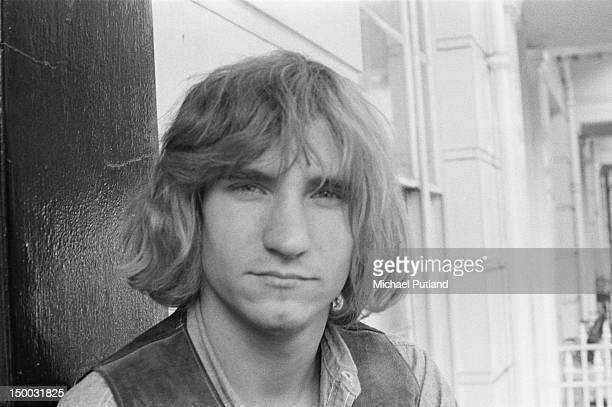 American guitarist Joe Walsh of The James Gang and later The Eagles London 20th October 1970