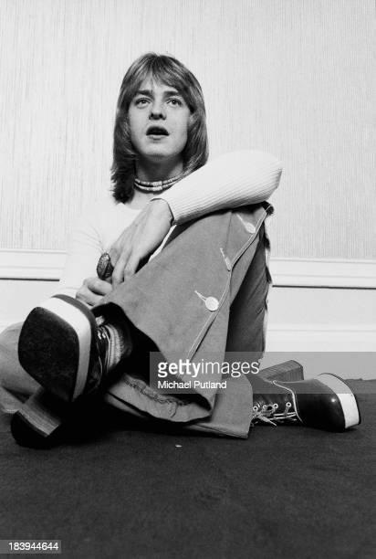 American guitarist Rick Derringer of The Edgar Winter Group London 19th July 1973