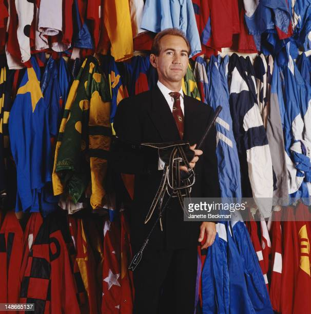 American Hall of Fame jockey Jerry D Bailey USA 1997