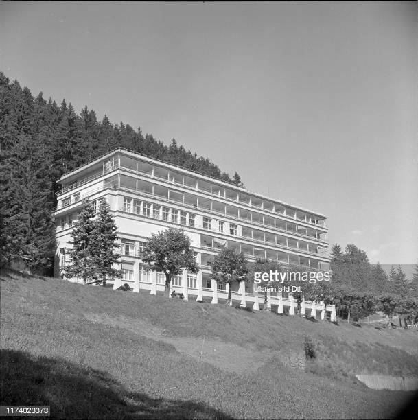 American High School Leysin 1961