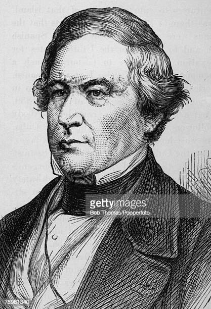 American History Illustration Politics pic circa 1850Millard Fillmore who became the 13th President of the United States 18501853