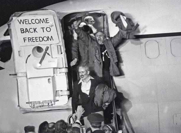 UNS: 20th January 1981 - 52 American Hostages Released By Iran