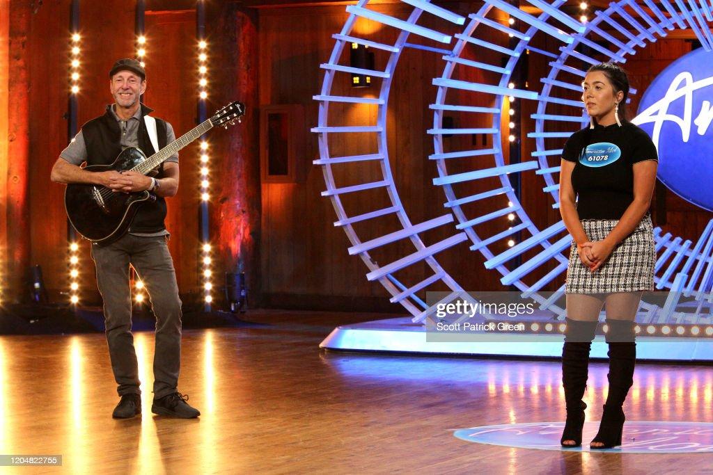 "ABC's ""American Idol"" - Season Three : News Photo"