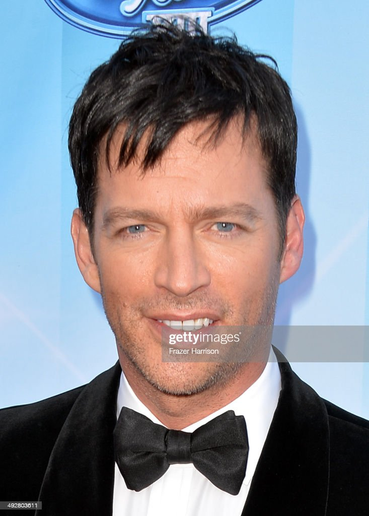 American Idol Judge Harry Connick, Jr. attends Fox's 'American Idol' XIII Finale at Nokia Theatre L.A. Live on May 21, 2014 in Los Angeles, California.