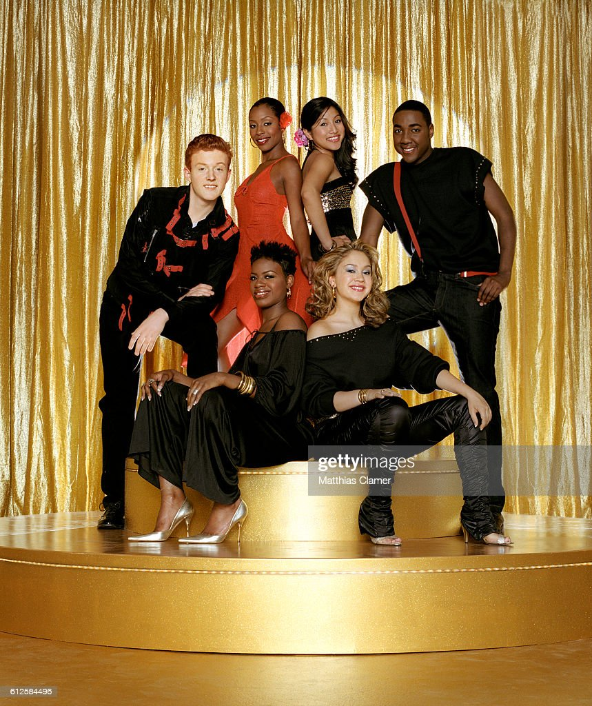 American Idol season 3 finalists (clockwise from left) John Stevens, La Toya London, Jasmine Trias, George Huff, Diana DeGarmo, and Fantasia Barrino. Fantasia Barrino won the competition.