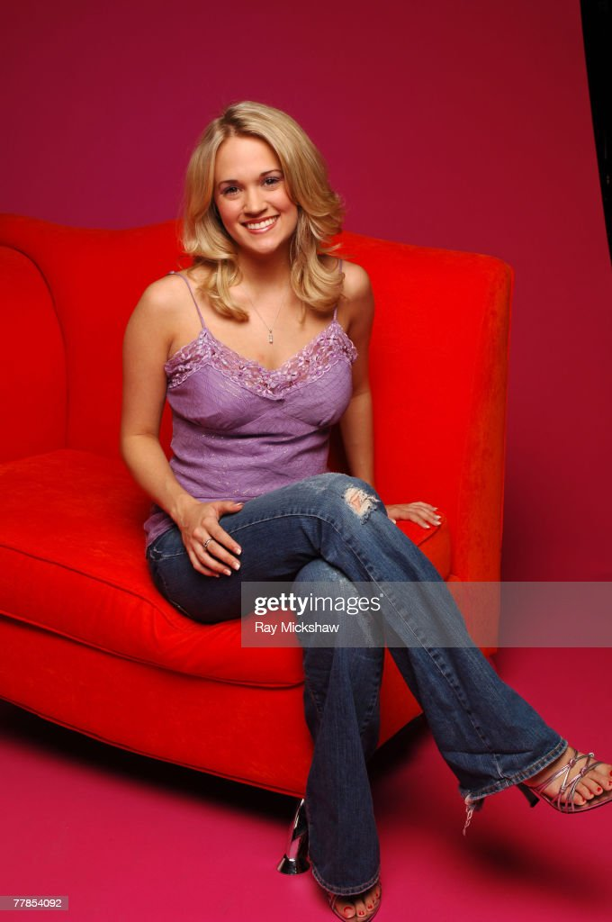 """American Idol"" Season 4 - Top 12 Finalists Portraits - March 12, 2005"