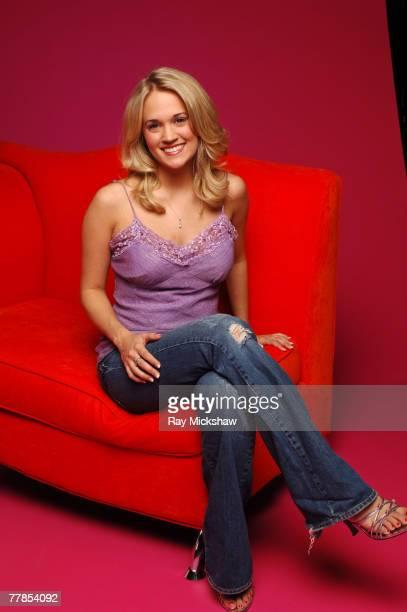 'American Idol' Season 4 Top 12 Finalist Carrie Underwood Checotah Oklahoma