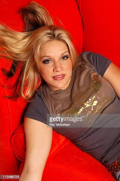 """American Idol"" Season 4 - Top 12 Finalist, Jessica Sierra from Tampa, Florida"