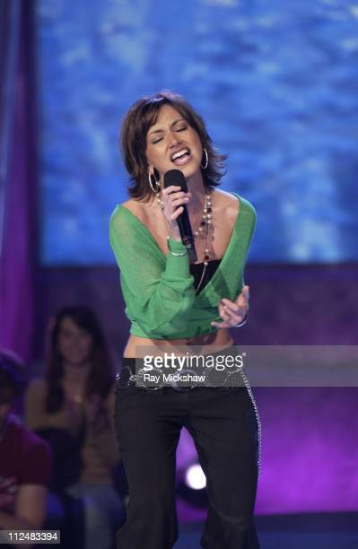 American Idol Season 4 Top 24 Semifinalist Celena Rae from Fort Worth Texas