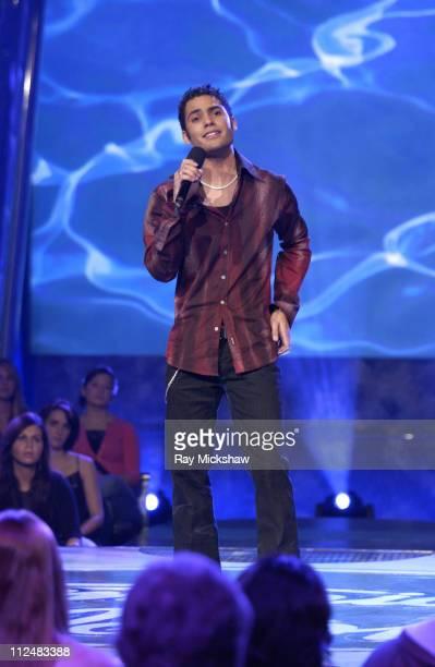 American Idol Season 4 Top 24 Semifinalist Jared Yates from Danville Illinois
