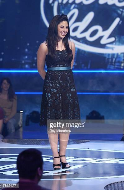 American Idol Season 4 Top 24 Semifinalist Mikalah Gordon Las Vegas Nevada