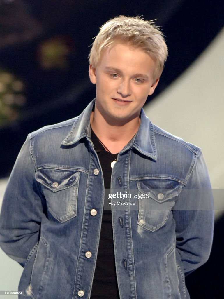 'American Idol' Season 4 - Top 4 Finalist, Anthony Fedorov, 19, from Trevose, Pensylvania
