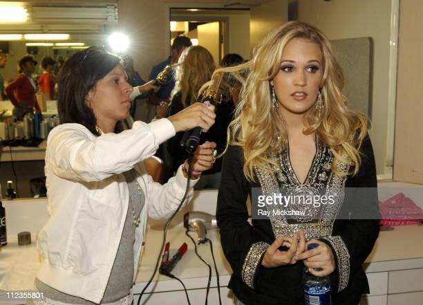 'American Idol' Season 4 Top 4 Finalist Carrie Underwood from Checotah Oklahoma