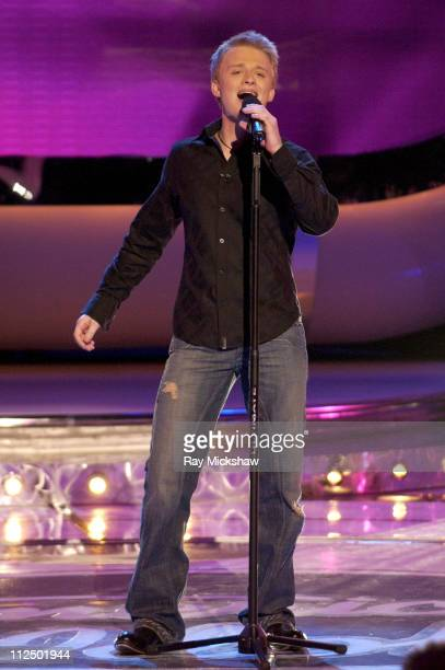 'American Idol' Season 4 Top 5 Finalist Anthony Fedorov from Trevose Pensylvania