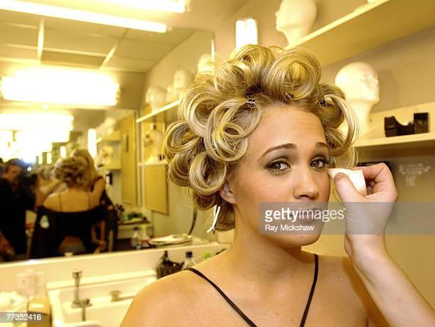 """American Idol"" Season 4 - Top 5 Finalist, Carrie Underwood from Checotah, Oklahoma"