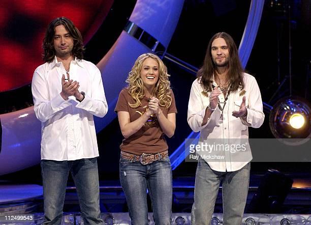 'American Idol' Season 4 Top 6 Finalists 'American Idol' Season 4 Top 6 Finalist Constantine Maroulis from New York City New York Carrie Underwood...