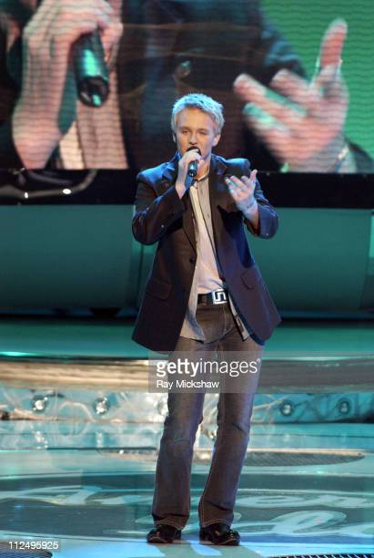 'American Idol' Season 4 Top 8 Finalist Anthony Fedorov from Trevose Pensylvania
