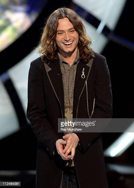 'American Idol' Season 4 Top 9 Finalist Constantine Maroulis from New York City New York