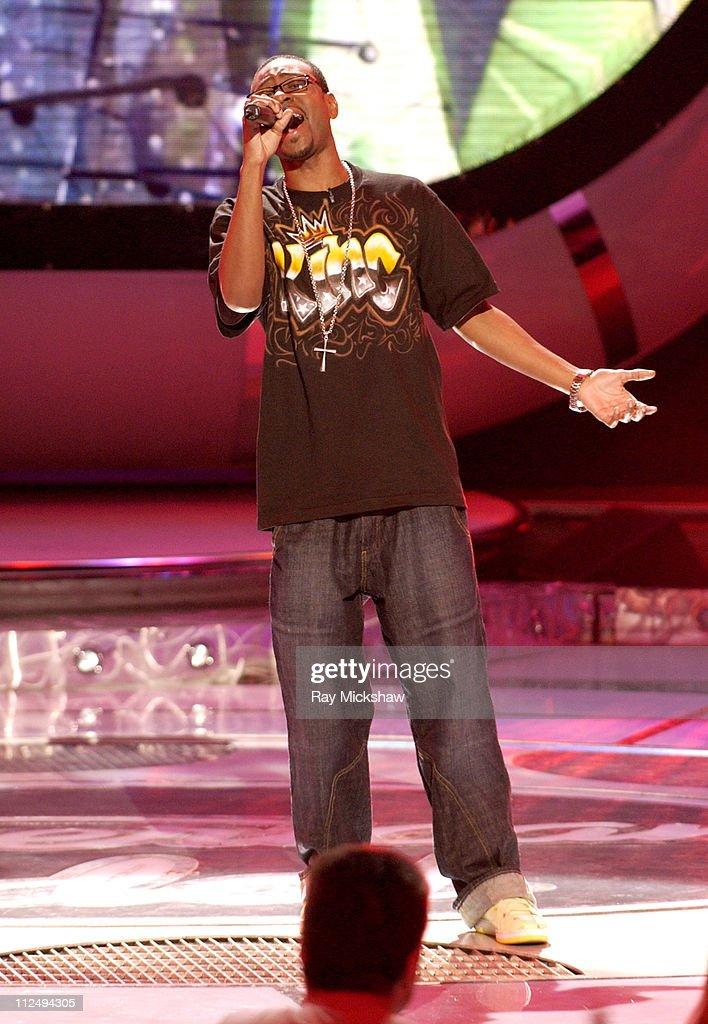 'American Idol' Season 4 - Top 9 Finalist, Nikko Smith, 22, from St. Louis, Missouri