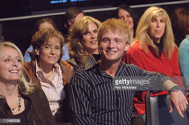 'American Idol' Season 5 Anthony Fedorov of 'American Idol' Season 4 *EXCLUSIVE*