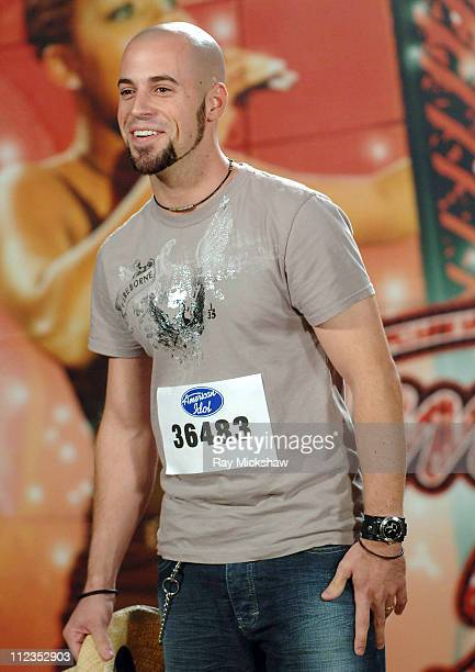 'American Idol' Season 5 Contestant Chris Daughtry from McLeansville North Carolina *EXCLUSIVE*