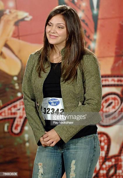 'American Idol' Season 5 Contestant Katharine McPhee from Sherman Oaks California *EXCLUSIVE*