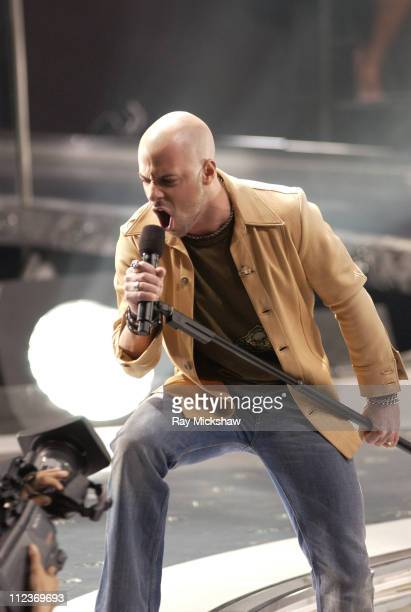 'American Idol' Season 5 Top 10 Finalist Chris Daughtry from McLeansville North Carolina *EXCLUSIVE*