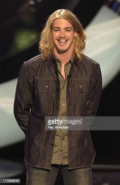 """American Idol"" Season 5 - Top 11 Finalist, Bucky Covington from Rockingham, North Carolina *EXCLUSIVE*"