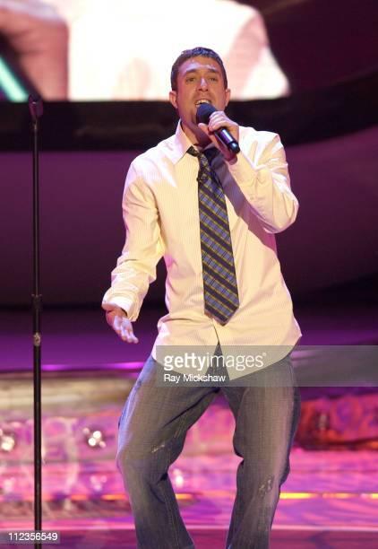 """American Idol"" Season 5 -Top 11 Finalist, Elliott Yamin from Richmond, Virginia *EXCLUSIVE*"