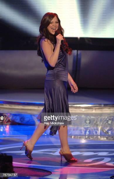 """American Idol"" Season 5 -Top 11 Finalist, Katharine McPhee from Sherman Oaks, California *EXCLUSIVE*"