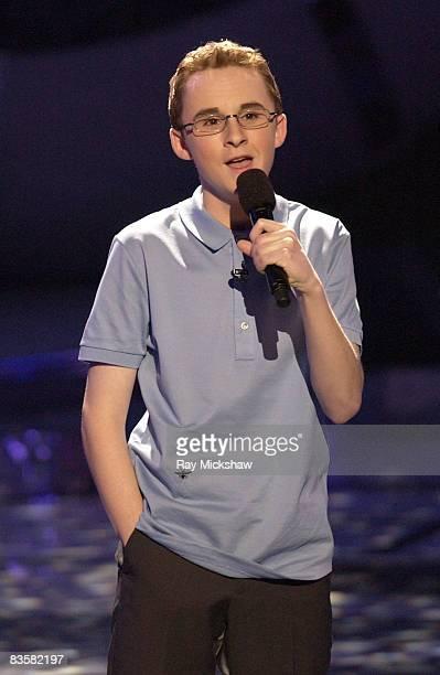 """""""American Idol"""" Season 5 -Top 11 Finalist, Kevin Covais from Levittown, New York *EXCLUSIVE*"""