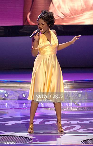 """American Idol"" Season 5 -Top 11 Finalist, Paris Bennett from Fayettesville, Georgia *EXCLUSIVE*"