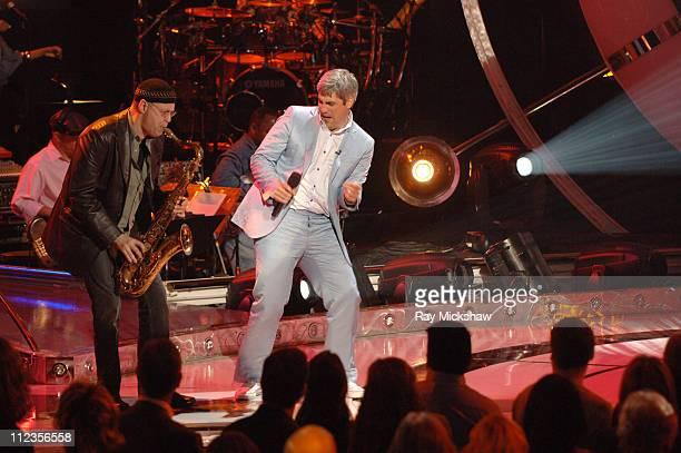 """American Idol"" Season 5 -Top 11 Finalist, Taylor Hicks from Birmingham, Alabama *EXCLUSIVE*"