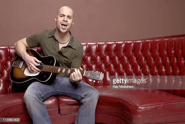 American Idol Season 5 Top 12 Finalist Chris Daughtry from McLeansville North Carolina * EXCLUSIVE *