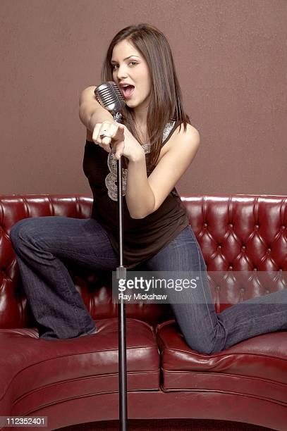 American Idol Season 5 Top 12 Finalist Katharine McPhee from Sherman Oaks California * EXCLUSIVE *