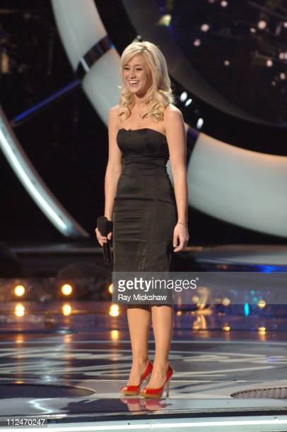'American Idol' Season 5 Top 12 Finalist Kellie Pickler of Albemarle North Carolina *EXCLUSIVE*