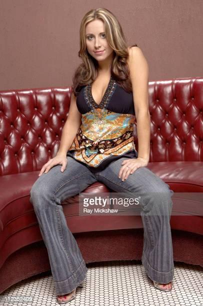 American Idol Season 5 Top 12 Finalist Melissa McGhee of Tampa Florida * EXCLUSIVE *