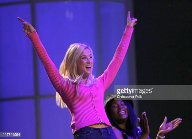 American Idol Season 5 Top 16 Finalists Kellie Pickler of Albemarle North Carolina *EXCLUSIVE*
