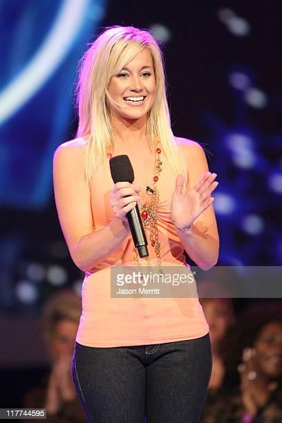 American Idol Season 5 Top 20 Finalist Kellie Pickler of Albemarle North Carolina *EXCLUSIVE*