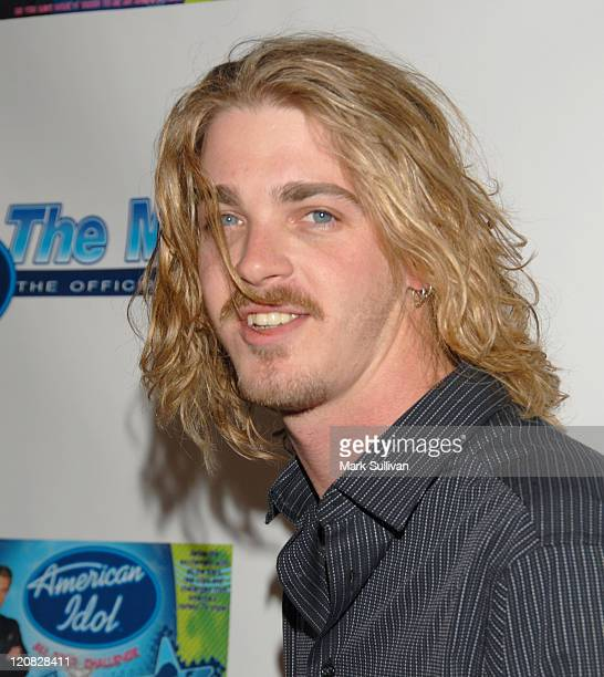 American Idol Season 5 Top 24 Finalist Bucky Covington from Rockingham North Carolina *EXCLUSIVE*