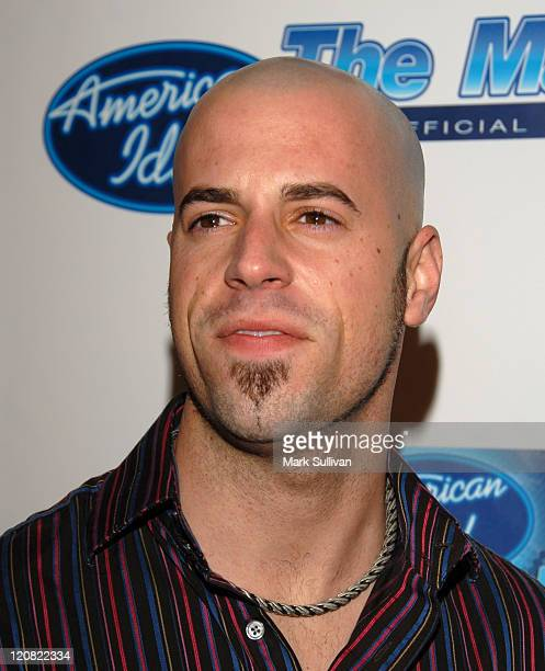 American Idol Season 5 Top 24 Finalist Chris Daughtry from McLeansville North Carolina *EXCLUSIVE*