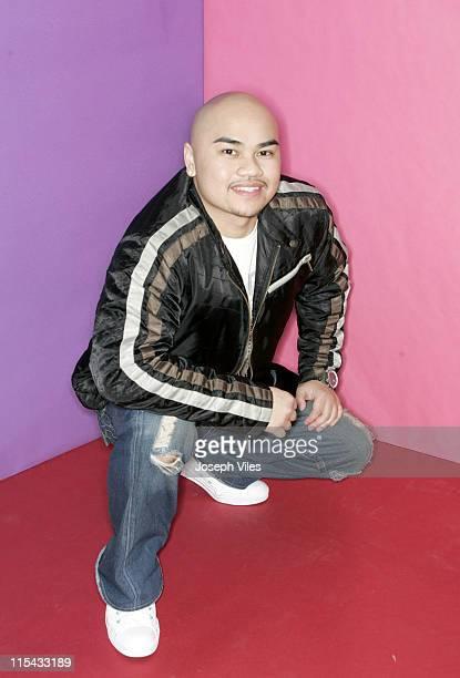 American Idol Season 5 Top 24 Finalist Jose Penala from South San Francisco California *EXCLUSIVE*